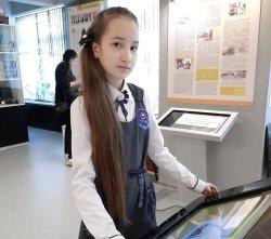 Нижневартовские школьники побывали в корпоративном музее АО «Самотлорнефтегаз»