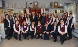 Нижневартовские лицеисты посетили обновлённый корпоративный музей «Самотлорнефтегаза»