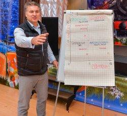 В группе предприятий «Варьеганнефтегаз» НК «Роснефть» стартовал цикл тренингов для молодых специалистов