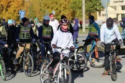 Осенний марафон. В «РН-Юганскнефтегазе» состоялся велозабег в честь Дня нефтяника